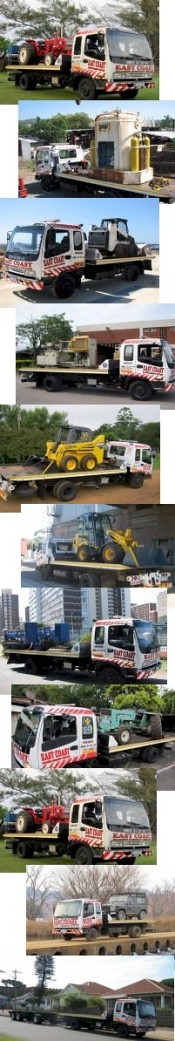 Natal Farm, Tractor and Plant Tow and Recovery Services