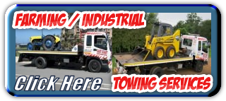 Natal Industrial and Farming  Plant Towing Services - KZN
