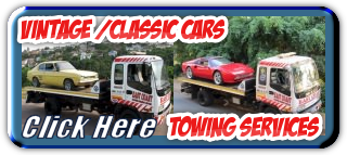 Natal Vintage and Classic Car Towing Services - KZN